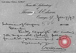Image of film inventors United States USA, 1894, second 2 stock footage video 65675073461