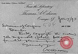 Image of film inventors United States USA, 1894, second 7 stock footage video 65675073461
