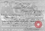Image of film inventors United States USA, 1894, second 9 stock footage video 65675073461