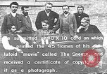 Image of film inventors United States USA, 1894, second 17 stock footage video 65675073461