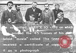 Image of film inventors United States USA, 1894, second 19 stock footage video 65675073461