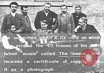 Image of film inventors United States USA, 1894, second 22 stock footage video 65675073461