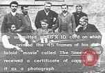 Image of film inventors United States USA, 1894, second 25 stock footage video 65675073461