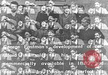 Image of film inventors United States USA, 1894, second 34 stock footage video 65675073461