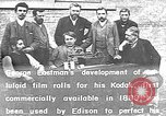 Image of film inventors United States USA, 1894, second 35 stock footage video 65675073461