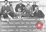 Image of film inventors United States USA, 1894, second 36 stock footage video 65675073461