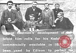 Image of film inventors United States USA, 1894, second 40 stock footage video 65675073461