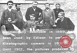 Image of film inventors United States USA, 1894, second 45 stock footage video 65675073461