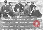 Image of film inventors United States USA, 1894, second 47 stock footage video 65675073461