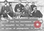 Image of film inventors United States USA, 1894, second 49 stock footage video 65675073461
