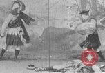 Image of Scotsmen in combat United States USA, 1907, second 13 stock footage video 65675073464