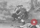 Image of Scotsmen in combat United States USA, 1907, second 22 stock footage video 65675073464