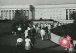 Image of Pentagon message delivery system Washington DC USA, 1958, second 10 stock footage video 65675073533