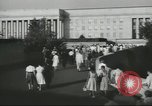 Image of Pentagon message delivery system Washington DC USA, 1958, second 13 stock footage video 65675073533