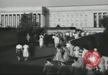 Image of Pentagon message delivery system Washington DC USA, 1958, second 14 stock footage video 65675073533