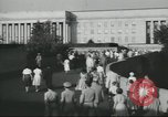 Image of Pentagon message delivery system Washington DC USA, 1958, second 15 stock footage video 65675073533