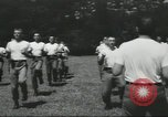 Image of US Army soldiers of United States Military District of Washington Washington DC USA, 1958, second 19 stock footage video 65675073535