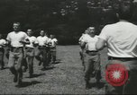 Image of US Army soldiers of United States Military District of Washington Washington DC USA, 1958, second 20 stock footage video 65675073535