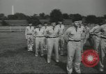 Image of US Army soldiers of United States Military District of Washington Washington DC USA, 1958, second 29 stock footage video 65675073535