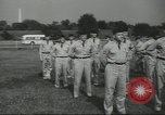 Image of US Army soldiers of United States Military District of Washington Washington DC USA, 1958, second 30 stock footage video 65675073535