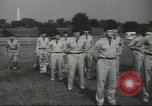 Image of US Army soldiers of United States Military District of Washington Washington DC USA, 1958, second 32 stock footage video 65675073535