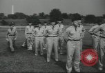 Image of US Army soldiers of United States Military District of Washington Washington DC USA, 1958, second 33 stock footage video 65675073535