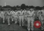 Image of US Army soldiers of United States Military District of Washington Washington DC USA, 1958, second 35 stock footage video 65675073535