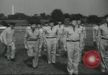 Image of US Army soldiers of United States Military District of Washington Washington DC USA, 1958, second 36 stock footage video 65675073535