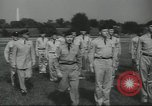 Image of US Army soldiers of United States Military District of Washington Washington DC USA, 1958, second 37 stock footage video 65675073535