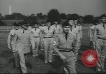 Image of US Army soldiers of United States Military District of Washington Washington DC USA, 1958, second 38 stock footage video 65675073535