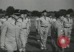 Image of US Army soldiers of United States Military District of Washington Washington DC USA, 1958, second 40 stock footage video 65675073535