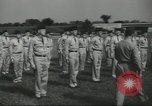 Image of US Army soldiers of United States Military District of Washington Washington DC USA, 1958, second 48 stock footage video 65675073535