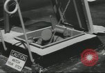 Image of Cold War missiles in Washington DC area Washington DC USA, 1958, second 13 stock footage video 65675073542
