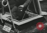 Image of Cold War missiles in Washington DC area Washington DC USA, 1958, second 15 stock footage video 65675073542