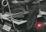 Image of Cold War missiles in Washington DC area Washington DC USA, 1958, second 18 stock footage video 65675073542