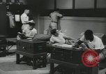 Image of Company E 1st Training Regiment trainees Fort Dix New Jersey USA, 1955, second 56 stock footage video 65675073545