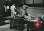 Image of Company E 1st Training Regiment trainees Fort Dix New Jersey USA, 1955, second 60 stock footage video 65675073545