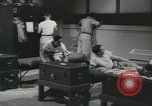 Image of Company E 1st Training Regiment trainees Fort Dix New Jersey USA, 1955, second 61 stock footage video 65675073545