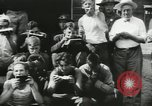 Image of American soldiers United States USA, 1935, second 42 stock footage video 65675073568