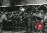 Image of American soldiers United States USA, 1935, second 52 stock footage video 65675073568