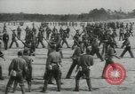 Image of Training new American soldier recruits United States USA, 1941, second 16 stock footage video 65675073570