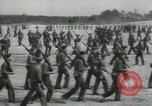Image of Training new American soldier recruits United States USA, 1941, second 17 stock footage video 65675073570