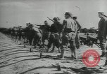 Image of Training new American soldier recruits United States USA, 1941, second 18 stock footage video 65675073570