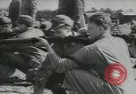 Image of Training new American soldier recruits United States USA, 1941, second 24 stock footage video 65675073570