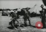 Image of Training new American soldier recruits United States USA, 1941, second 37 stock footage video 65675073570