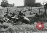 Image of Training new American soldier recruits United States USA, 1941, second 40 stock footage video 65675073570