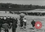 Image of Training new American soldier recruits United States USA, 1941, second 52 stock footage video 65675073570