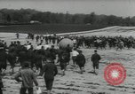 Image of Training new American soldier recruits United States USA, 1941, second 53 stock footage video 65675073570