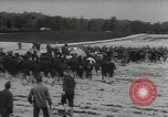 Image of Training new American soldier recruits United States USA, 1941, second 54 stock footage video 65675073570