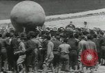 Image of Training new American soldier recruits United States USA, 1941, second 57 stock footage video 65675073570